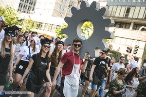 Wielka Parada Studentów 2017 - galeria - 123 zdjęcie w galerii.