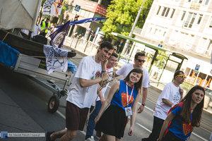 Wielka Parada Studentów 2017 - galeria - 126 zdjęcie w galerii.