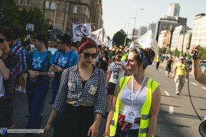 Wielka Parada Studentów 2017 - galeria - 130 zdjęcie w galerii.