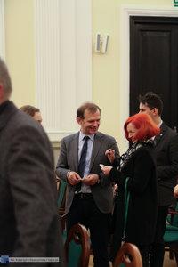Wigilia Ogólnouczelniana - 6 zdjęcie w galerii.