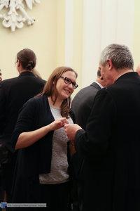 Wigilia Ogólnouczelniana - 13 zdjęcie w galerii.