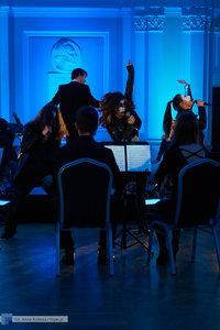 """XII Koncert Galowy Orkiestry Rozrywkowej Politechniki Warszawskiej """"The Engineers Band"""" - 21 zdjęcie w galerii."""