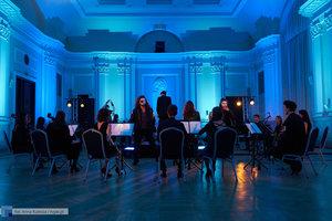 """XII Koncert Galowy Orkiestry Rozrywkowej Politechniki Warszawskiej """"The Engineers Band"""" - 22 zdjęcie w galerii."""