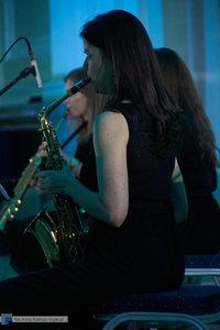 """XII Koncert Galowy Orkiestry Rozrywkowej Politechniki Warszawskiej """"The Engineers Band"""" - 29 zdjęcie w galerii."""