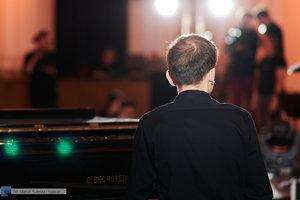 """XII Koncert Galowy Orkiestry Rozrywkowej Politechniki Warszawskiej """"The Engineers Band"""" - 37 zdjęcie w galerii."""