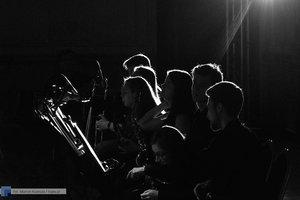 """XII Koncert Galowy Orkiestry Rozrywkowej Politechniki Warszawskiej """"The Engineers Band"""" - 40 zdjęcie w galerii."""