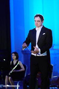 """XII Koncert Galowy Orkiestry Rozrywkowej Politechniki Warszawskiej """"The Engineers Band"""" - 46 zdjęcie w galerii."""