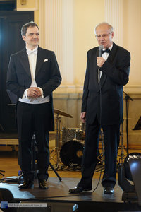 """XII Koncert Galowy Orkiestry Rozrywkowej Politechniki Warszawskiej """"The Engineers Band"""" - 52 zdjęcie w galerii."""