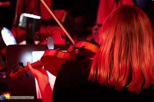 """XII Koncert Galowy Orkiestry Rozrywkowej Politechniki Warszawskiej """"The Engineers Band"""" - 63 zdjęcie w galerii."""