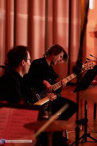 """XII Koncert Galowy Orkiestry Rozrywkowej Politechniki Warszawskiej """"The Engineers Band"""" - 69 zdjęcie w galerii."""