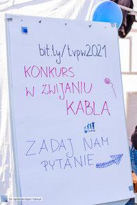 Zdjęcia z Targów Kół Naukowych i Organizacji Studenckich KONIK 2021 - 32 zdjęcie w galerii.
